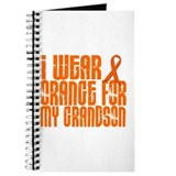 I Wear Orange For My Grandson 16 Journal