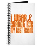 I Wear Orange For My Best Friend 16 Journal