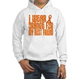 I Wear Orange For My Best Friend 16 Hoodie