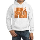 I Wear Orange For My Friend 16 Hoodie Sweatshirt