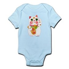 Beckoning Cat of Japan Infant Bodysuit