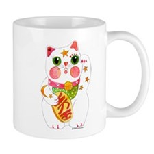 Beckoning Cat of Japan Mug