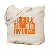 I Wear Orange For My Uncle 16 Tote Bag