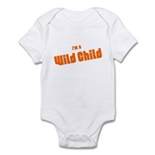 wild child Infant Bodysuit