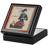 True Confessions Deluxe Bookplate Storage Box