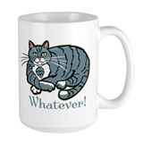 Whatever Cat Mug