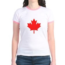 Big A** Maple Leaf T