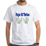 Papa Of Twins Shirt