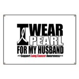 Lung Cancer Husband Banner