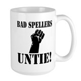 Bad Spellers Mug