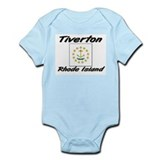 Tiverton Rhode Island Infant Bodysuit