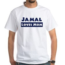 Jamal Loves Mom Shirt