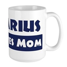 Darius Loves Mom Mug