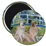 Bridge / Great Pyrenees (2) Magnet