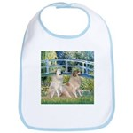 Bridge / Great Pyrenees (2) Bib