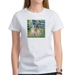 Bridge / Great Pyrenees (2) Women's T-Shirt