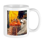 Cafe / Great Pyrenees Mug