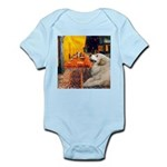 Cafe / Great Pyrenees Infant Bodysuit