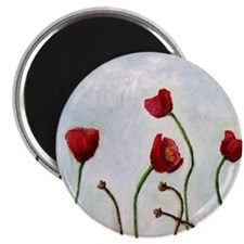 """Flower Dance"" 2.25"" Magnet (10 pack)"
