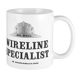 Wireline Specialist Small Mugs