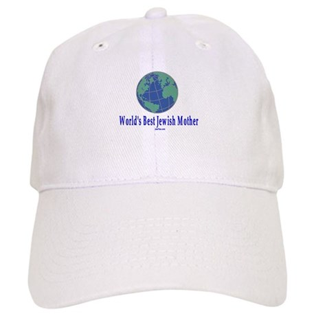 World's Best Jewish Mother Cap