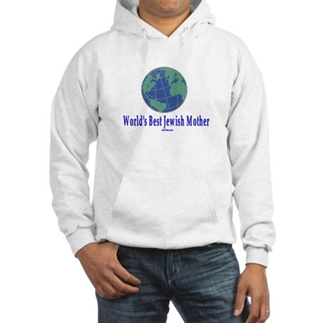 World's Best Jewish Mother Hooded Sweatshirt