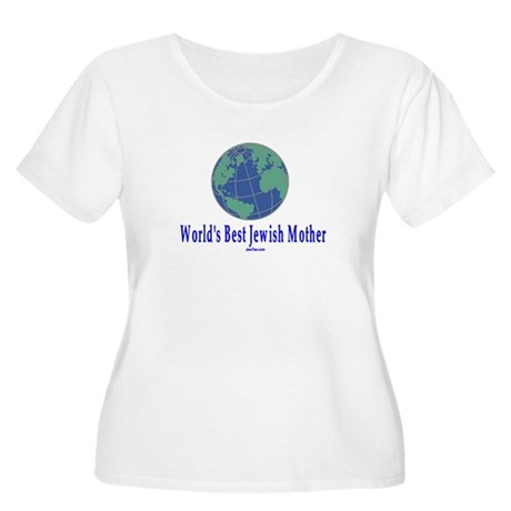 World's Best Jewish Mother Women's Plus Size Scoop