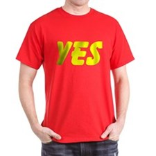 Dark Yes T-Shirt
