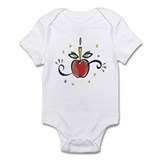 Country Apple Onesie