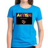 """Autism - A Beautiful Mind"" Tee"