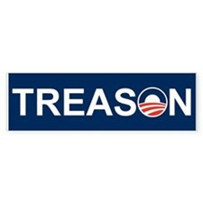 Treason Bumper Sticker