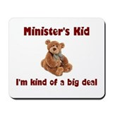 Minister Mousepad