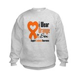 Leukemia Son Sweatshirt