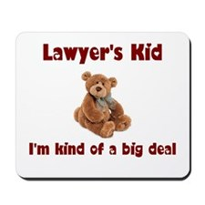 Lawyer Mousepad