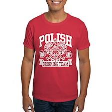 Polish Drinking Team T-Shirt