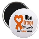 "Leukemia Mother 2.25"" Magnet (100 pack)"