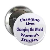 "Women's Studies 2.25"" Button (10 pack)"