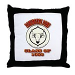 Dominguez Class of 60 Throw Pillow