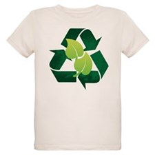 Organic Recycle Kids T-Shirt