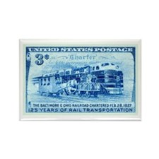 Unique Philately Rectangle Magnet (10 pack)