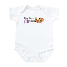buy local produce Infant Bodysuit