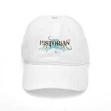 Cool Blue Historian Baseball Cap