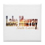 Lake Murray Tile Coaster