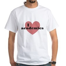 Shirt - I love academics