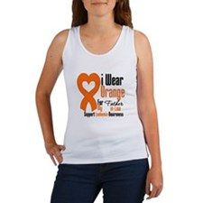 Leukemia Father-in-Law Women's Tank Top