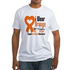 Leukemia Father-in-Law Shirt