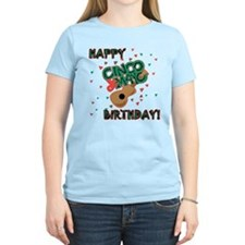 Happy Cinco de Mayo Birthday T-Shirt