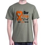 Leukemia Dad T-Shirt
