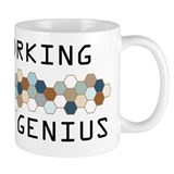 Woodworking Genius Small Mug