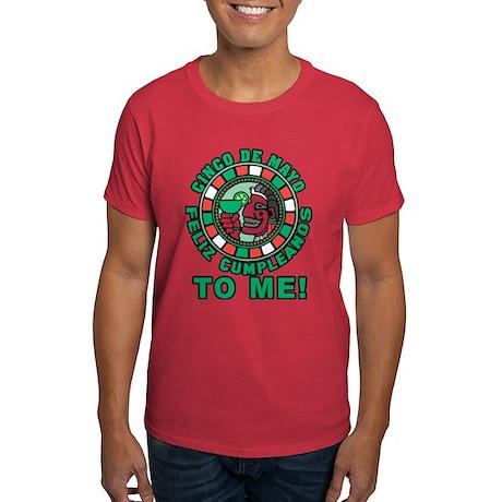 Feliz Cumpleanos 5 May to Me Dark T-Shirt
